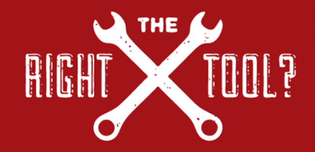 use-the-right-tools