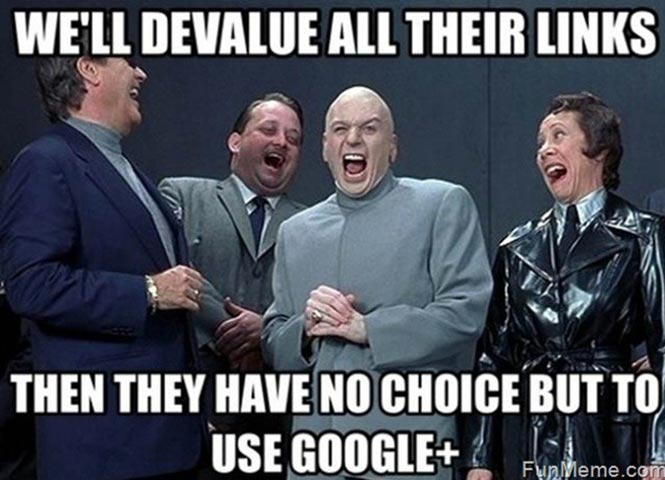 Google+-Meme