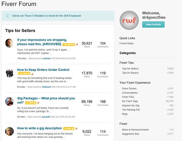 fiverr-forum