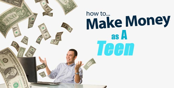 make-money-as-a-teen